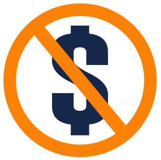 Custom T-shirts no hidden fees