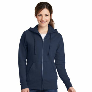 LPC78ZH-Port&Company-ladies-core-fleece-hoodie