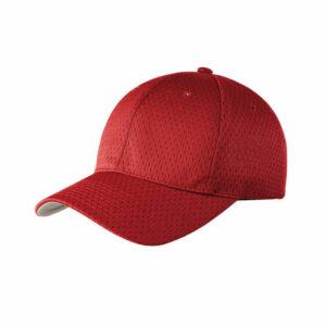 YC833-Port-Authority-youth-mesh-cap
